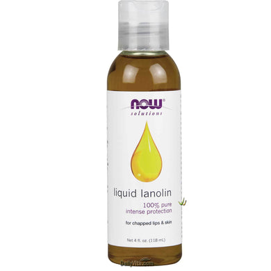 now solutions liquid lanolin