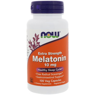 Extra Strength Melatonin, 10 mg