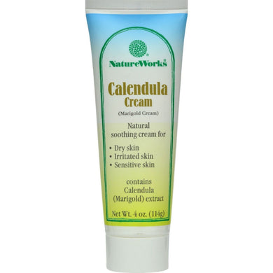 calendula cream nature works marigold cream