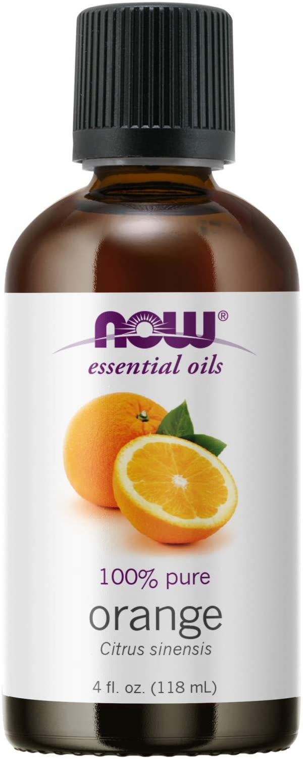 Now Foods, Essential Oils, Orange Oil