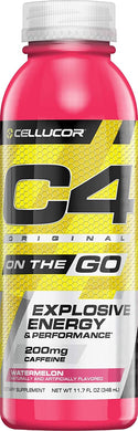 Cellucor, C4 RTD 12oz