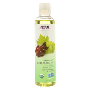 Organic Grape Seed Oil