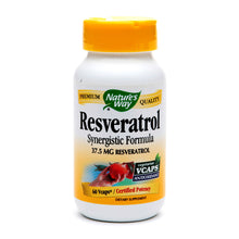Load image into Gallery viewer, resveratrol natures way