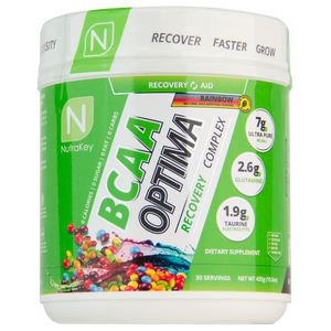 Nutrakey, BCAA's Optima