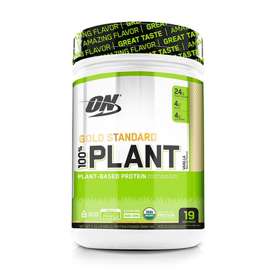 Optimum Nutrition, Gold Standard 100% Plant Based Protein Powder