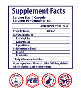 Product Supplement Facts