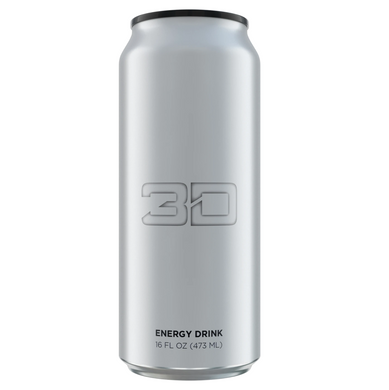 3D Energy Drink - Strawberry Lemonade