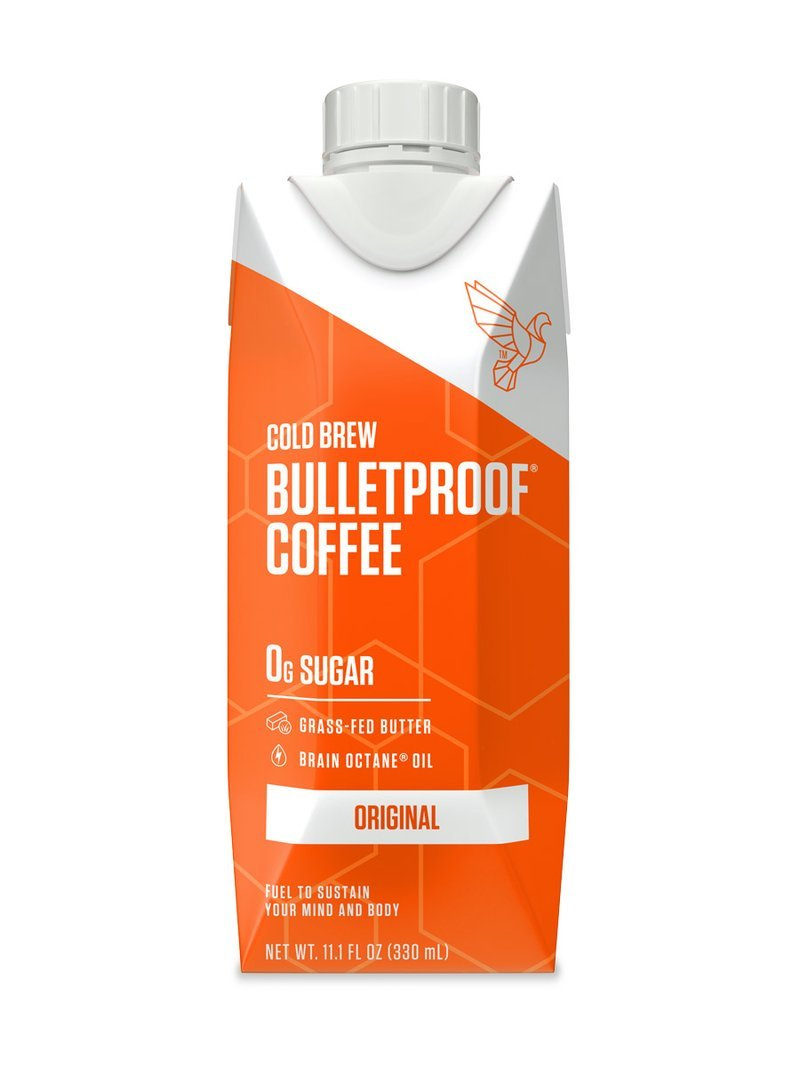 cold brew bulletproof coffee original