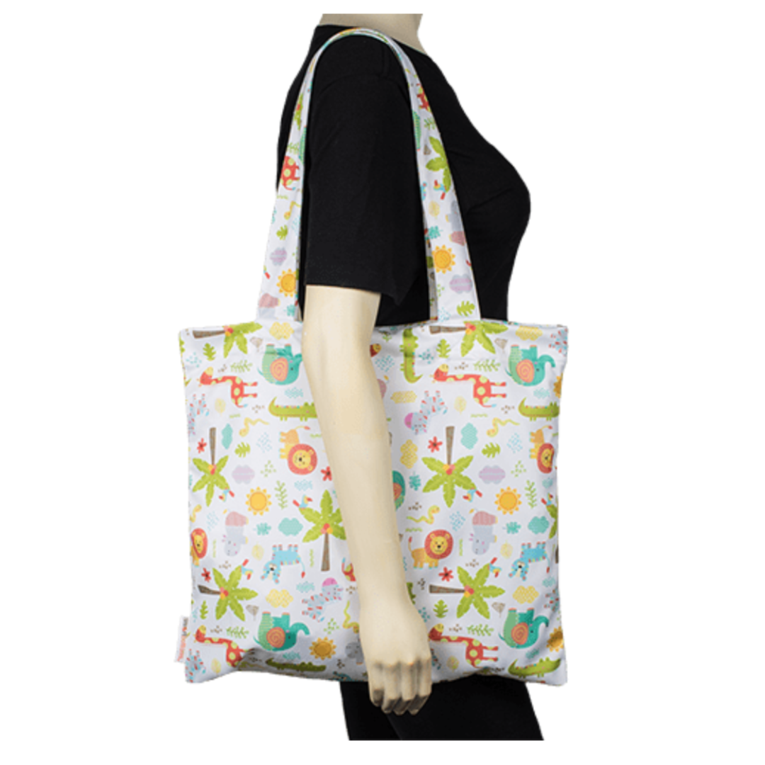Smart Bottoms Tote Bags