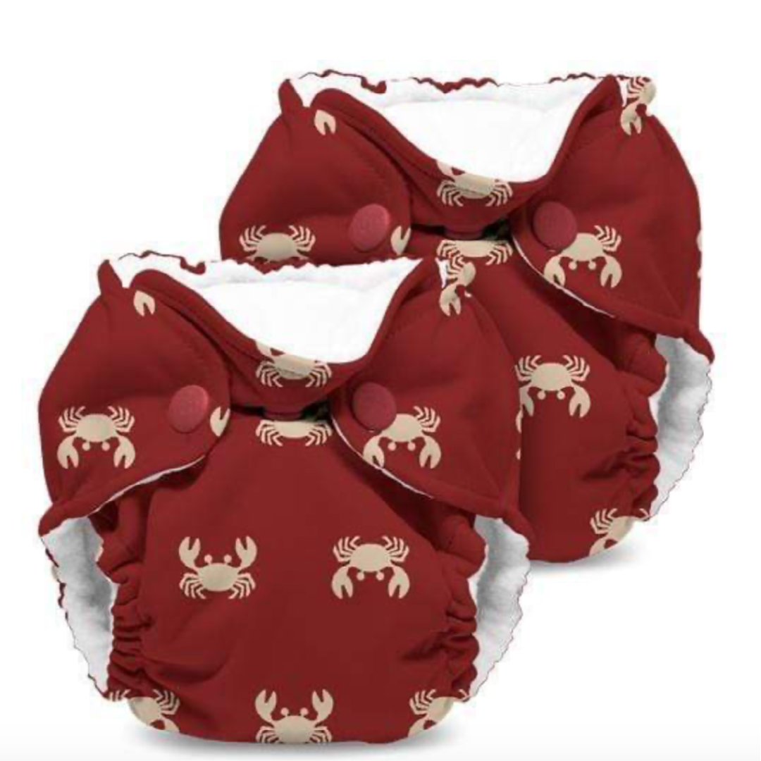 Kanga Care Newborn All in One Cloth Diapers