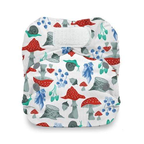Thirsties Newborn All in One Cloth Diapers