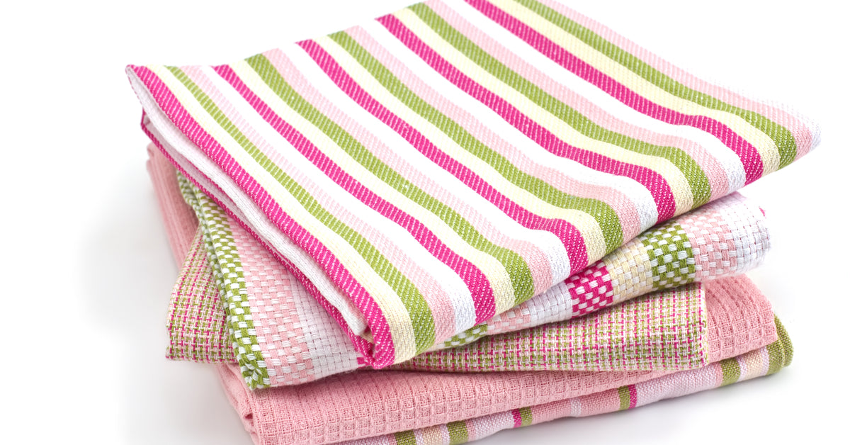 dishcloths and washcloths for cloth diapers