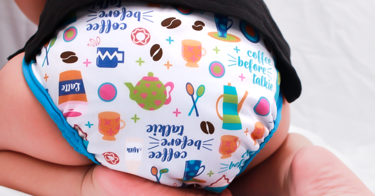 coffee before talkie winter cloth diaper