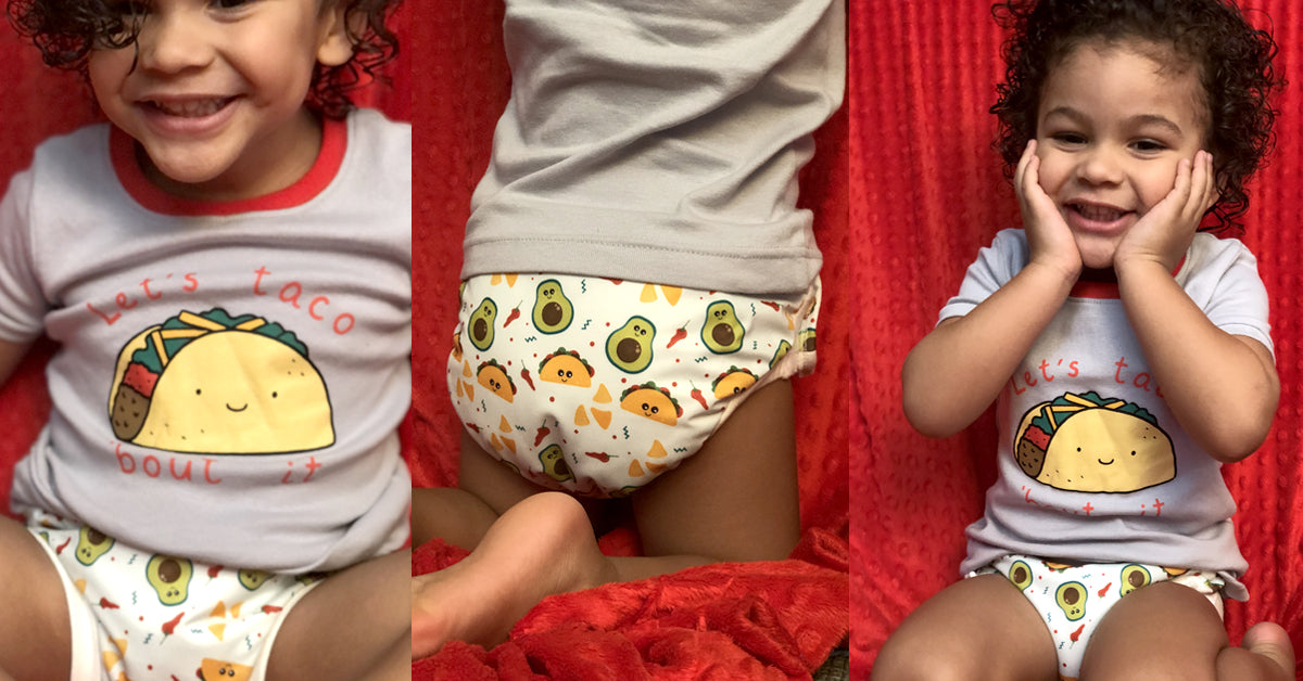 imagine baby all in one cloth diapers nacho problem