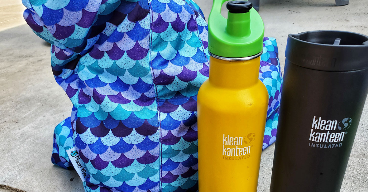 klean kanteen sippy cup options
