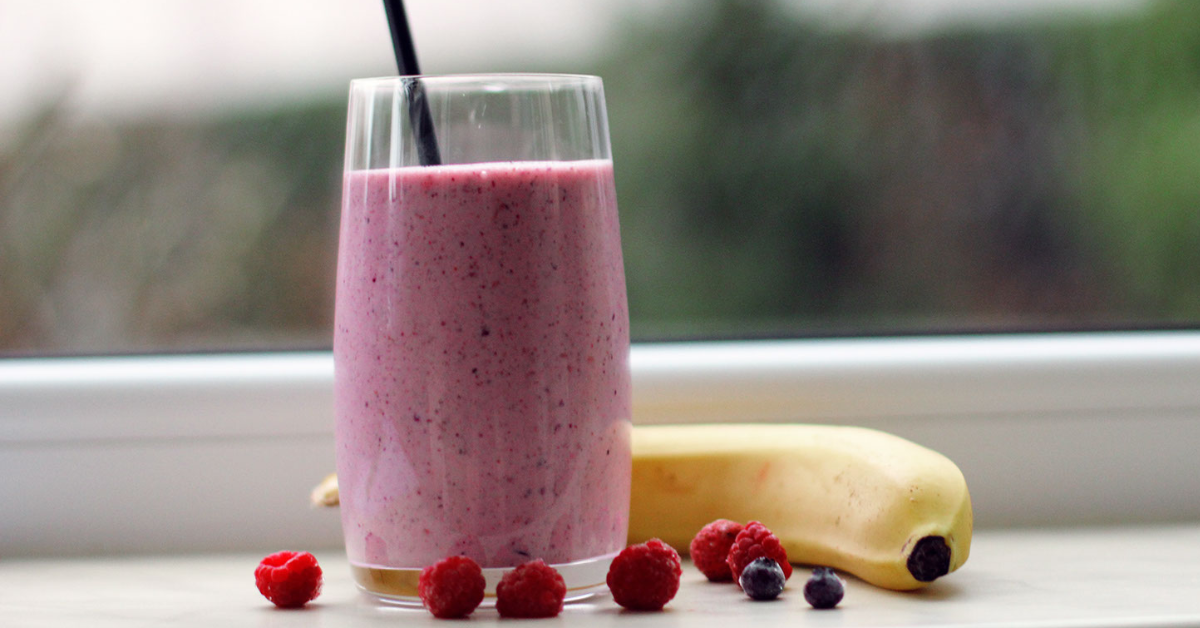 Berry Smoothie for Kids