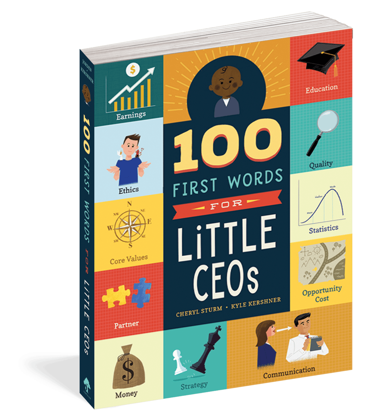 100 First Words for Little CEOs