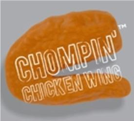 AppeTEETHER Teether - Chompin Chicken Wing