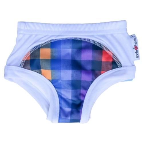 AppleCheeks Learning Pants Redesigned - Hip to Be Square S