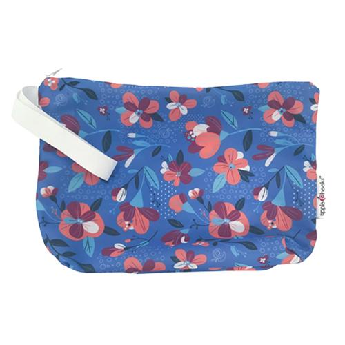 AppleCheeks MegaZip Wet Bag - Solar Flower