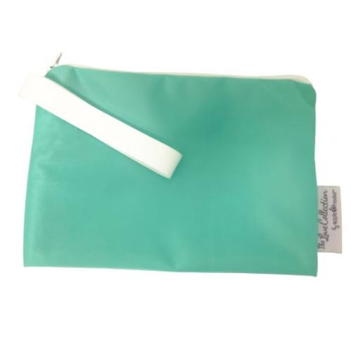 AppleCheeks MiniZip Wet Bag - Pacifically Rip Tide