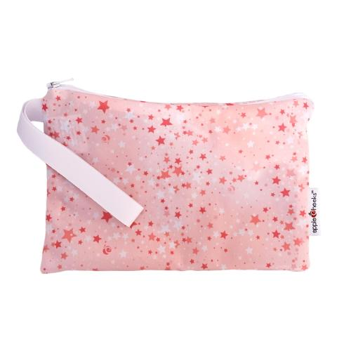 AppleCheeks MiniZip Wet Bag - Tinkle Tinkle