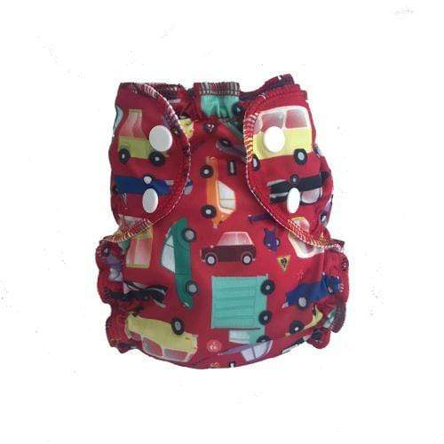 AppleCheeks Swim Diaper - I Car