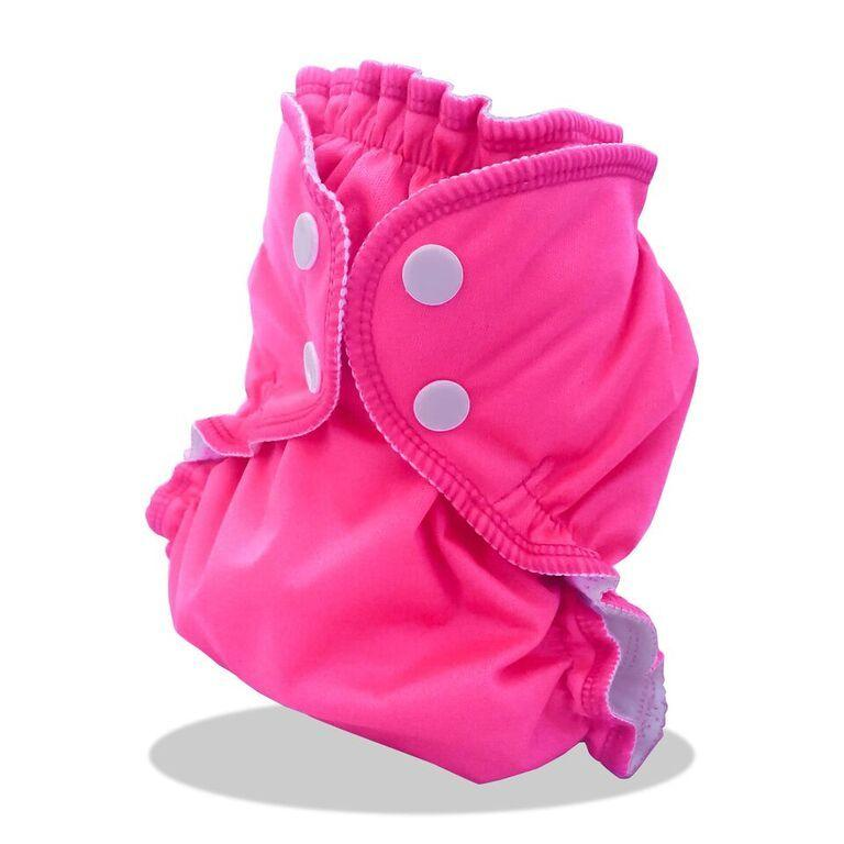 AppleCheeks Swim Diaper - Pickled Pink Size 2