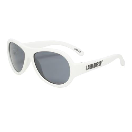 Babiators Aviator - Wicked White