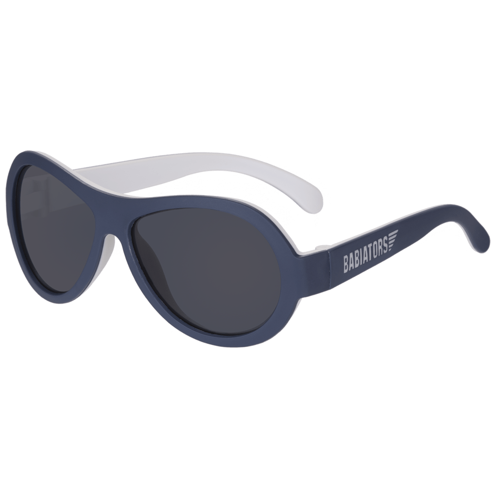 Babiators Two Tone Aviator - Nautical Navy