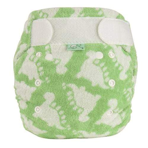 Bamboozle Stretch Fitted Diaper - Roar