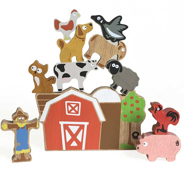 Begin Again Toys Balance Barn
