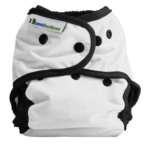 Best Bottom All In Two Diaper Cover - Dalmation One Size