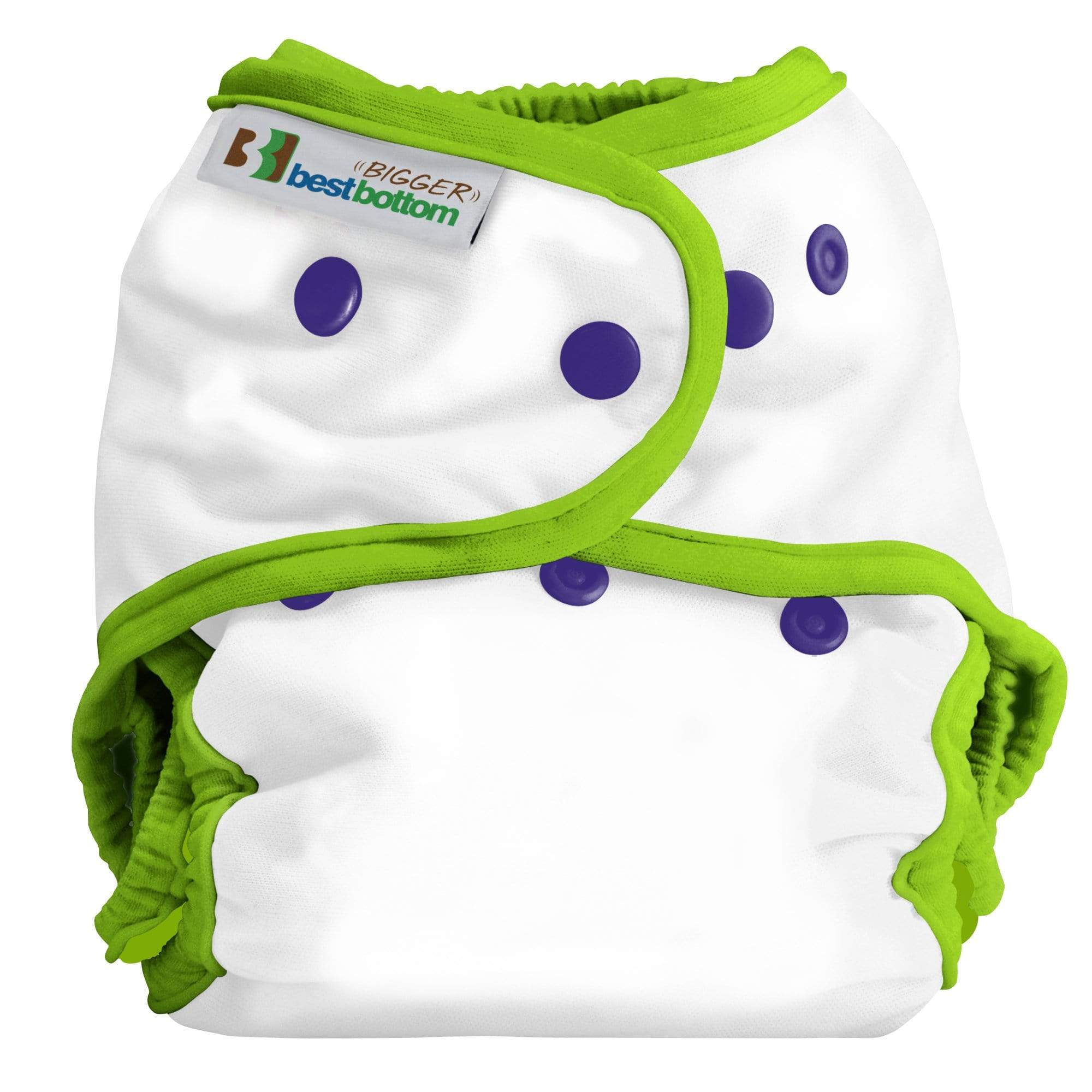 Best Bottom BIGGER All In Two Diaper Cover - Blast Off