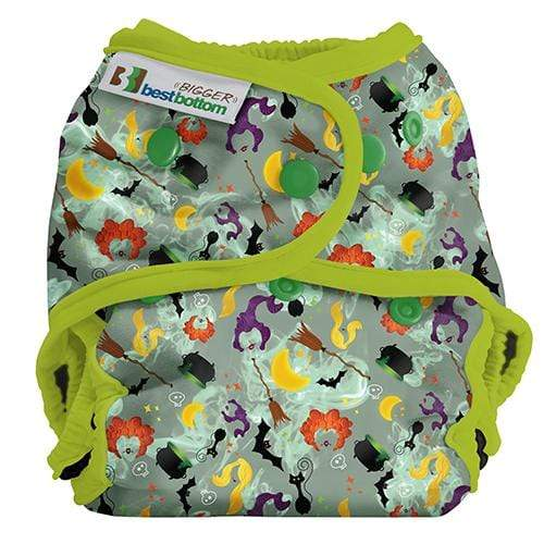 Best Bottom BIGGER All In Two Diaper Cover - I Smell Children