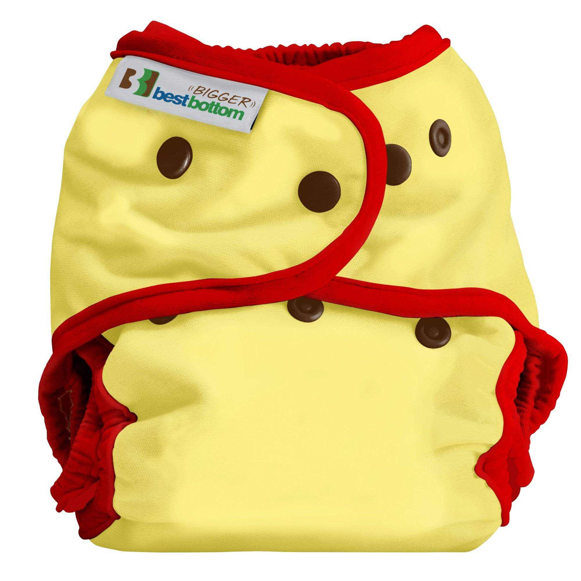 Best Bottom BIGGER All In Two Diaper Cover - Snake in My Boot
