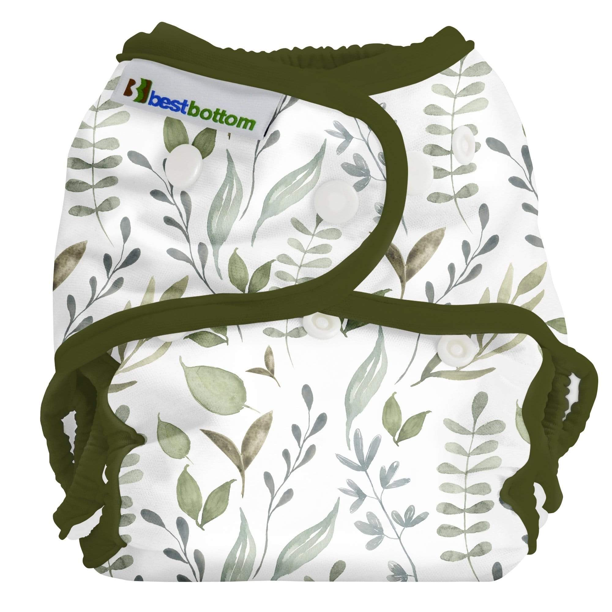 Best Bottom One Size All In Two Diaper Cover - Beleaf In Yourself