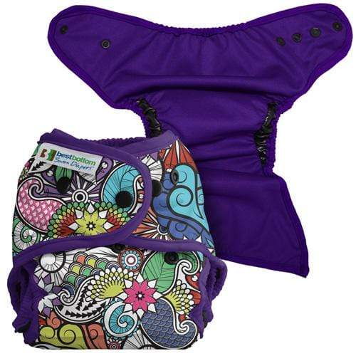 Best Bottom Swim Diaper - Oasis