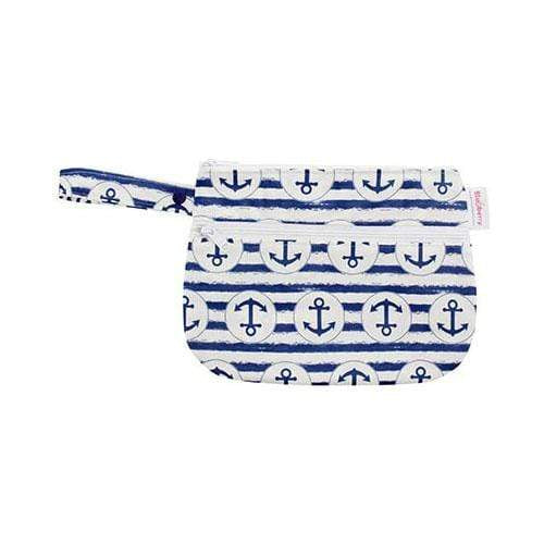 Blueberry Diapers Clutch - Anchors