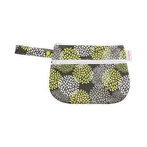 Blueberry Diapers Clutch - Citron - Nicki's Diapers