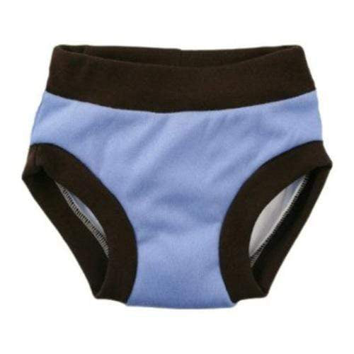 Blueberry Diapers Daytime Trainers - Blue S