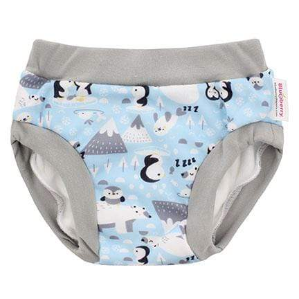 Blueberry Diapers Daytime Trainers - Ice Caps S