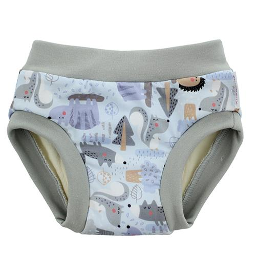 Blueberry Diapers Daytime Trainers - Shadows S