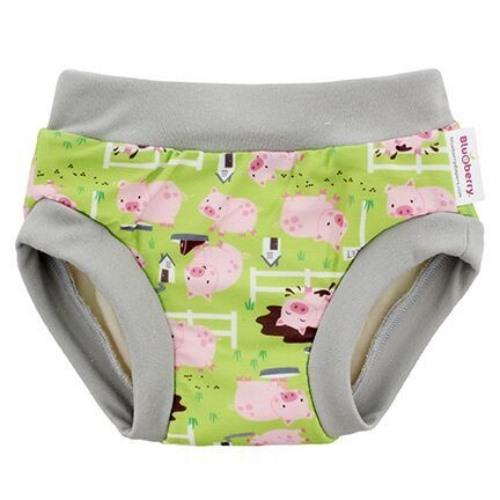 Blueberry Diapers Daytime Trainers - This Little Piggy S