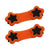 Boingo Diaper Fastener - Outrageous Orange