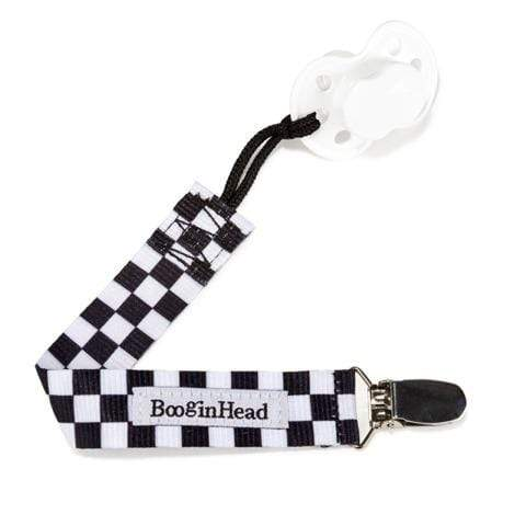 BooginHead PaciGrip Pacifier Holder - Van