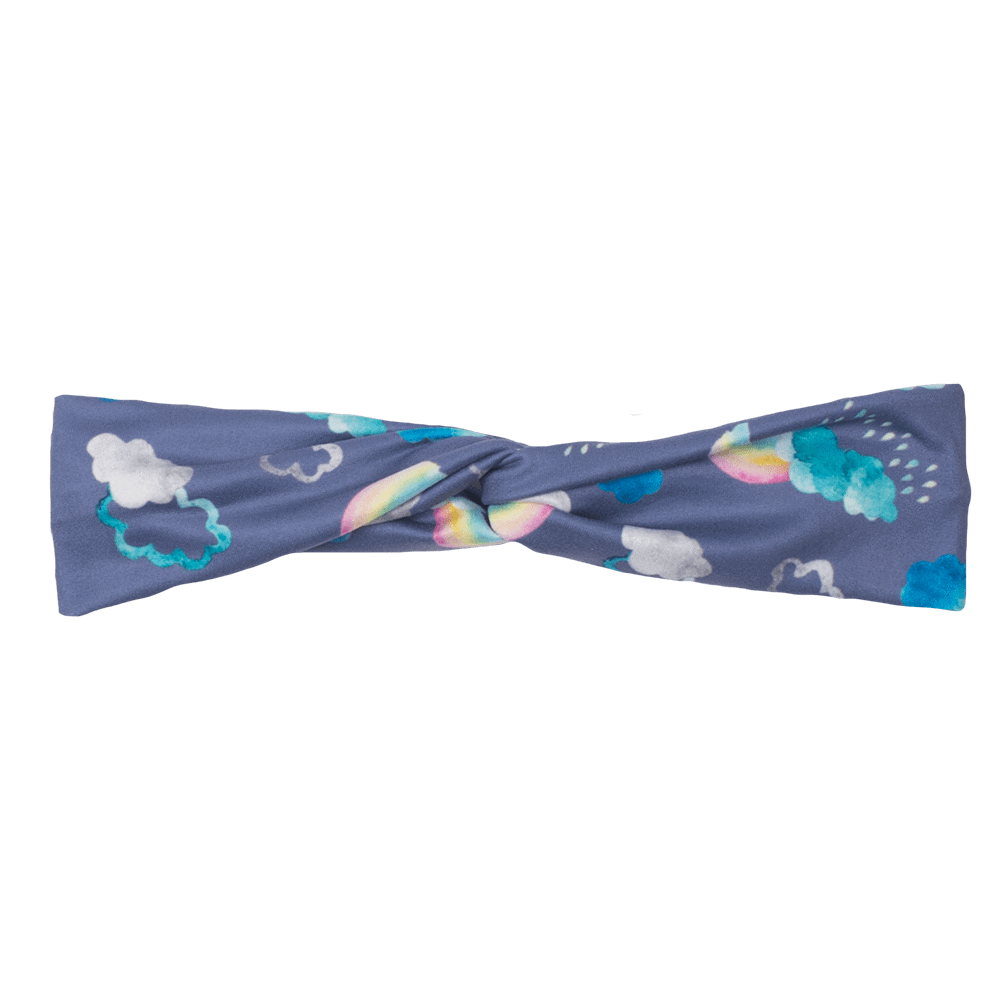 Bumblito Adult Headband - Over the Rainbow Adult