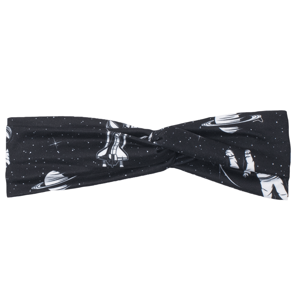 Bumblito Adult Headband - Space Race