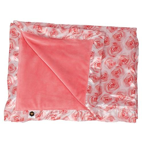 Bumblito Baby Bee Luxe Blanket - Eleanor