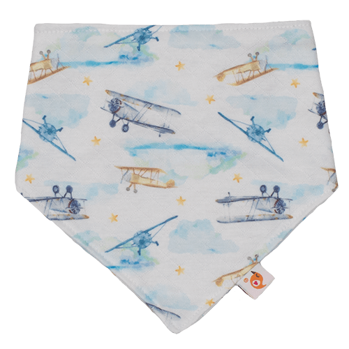 Bumblito Bandana Bib - First Flight